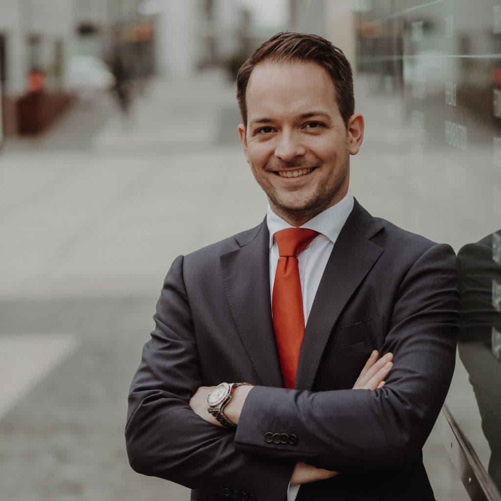 Ihr SAP Personalberater bei faktor s, Svante Freerksen